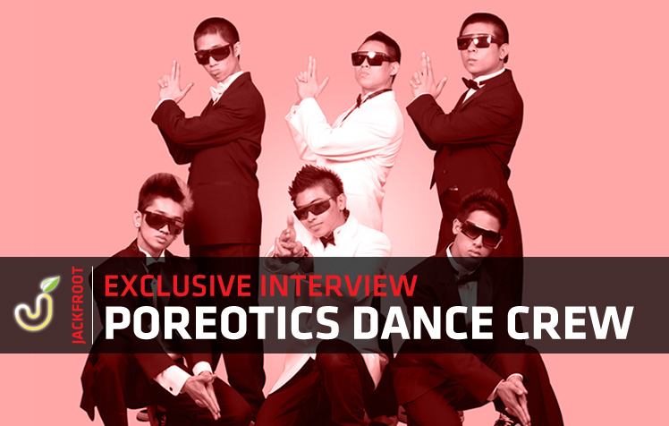 poreotics dance crew Archives - Jackfroot