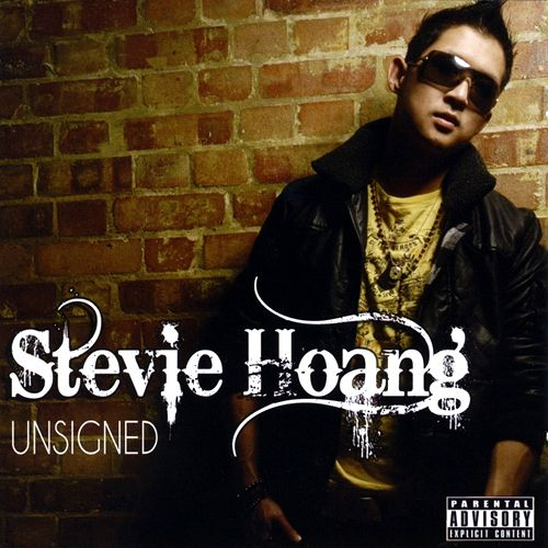 Stevie Hoang Unsigned Album