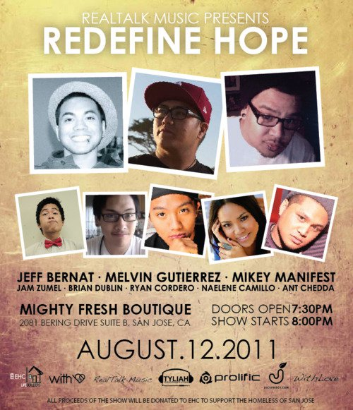 Redefine Hope presented by RealTalk Music