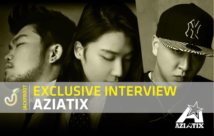 Jackfroot Exclusive Aziatix Interview