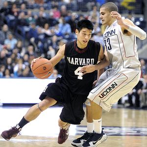 Jeremy Lin at Harvard
