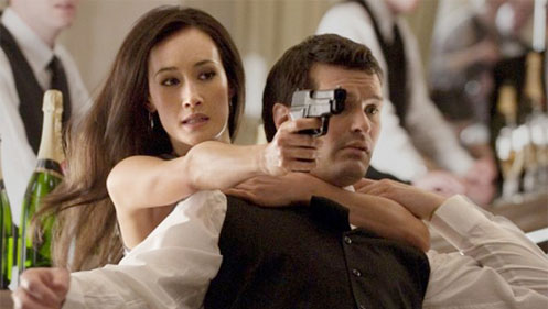 Maggie Q stars in NIkita Season 2 Preview