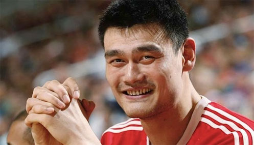 Yao Ming Retired