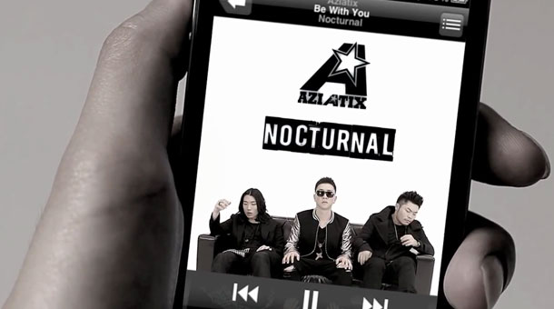 Be With Your (Rock mix) by Aziatix