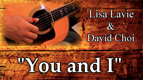 Lady Gaga - You and I - Lisa Lavie and David Choi Cover