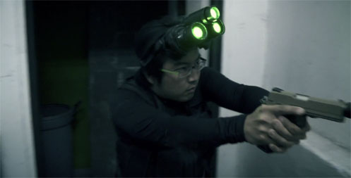 Splinter Cell: Lightbulb Assassin by Freddie Wong