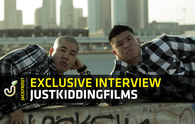 JustKiddingFilms Jackfroot.com Interview