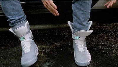 NikeMag Original from Back to the Future II Movie