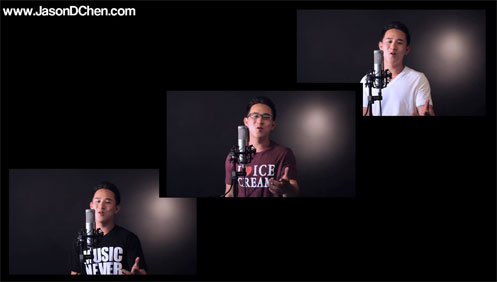 David Guetta Ft. Usher - Without You (Jason Chen Cover)