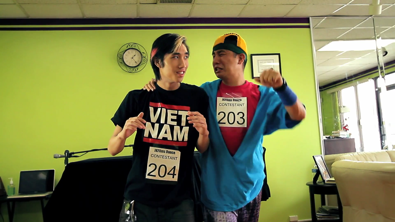 Cuz I'm Asian by JustKiddingFilms featuring Can from Poreotics