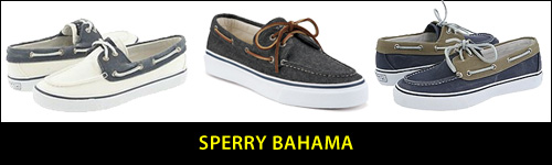 sperry bahama boat shoes