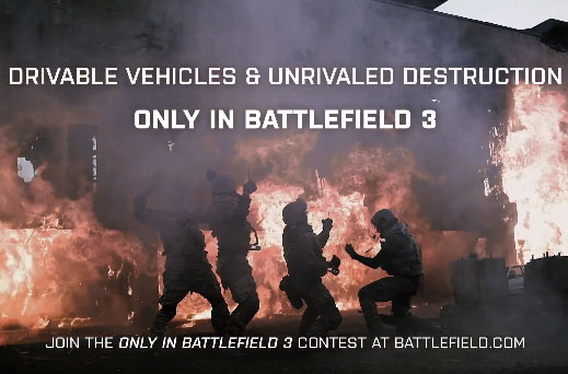 Battlefield 3 - FreddieW TV Commercial