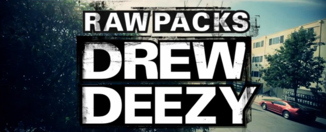 drew deezy raw packs
