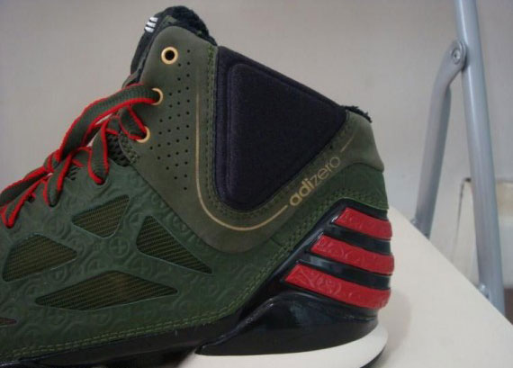 adidas adizero Derick Rose dominate Lei Feng edition China exclusive
