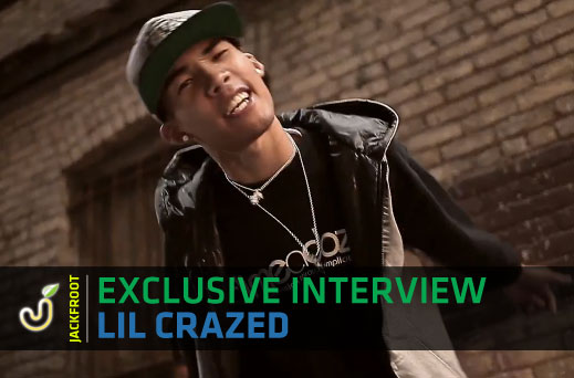 Lil Crazed Interview with Jackfroot.com