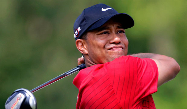 Tiger's 2012 PGA Tour Debut Begins in Pebble Beach