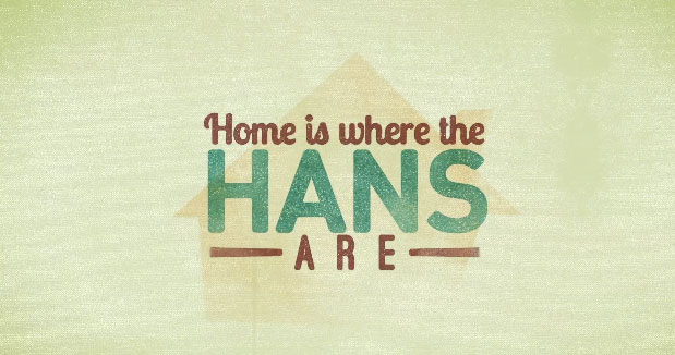 """Home is Where the Hans Are"" - Trailer"