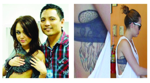 35a4e59f1ee07 Hollywood Celebrities Get Inked by Filipino Tattoo Artist Chris ...