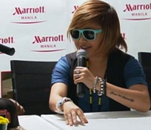 charice new look