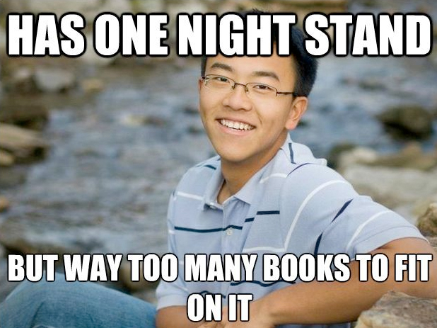 asian one night stand meme
