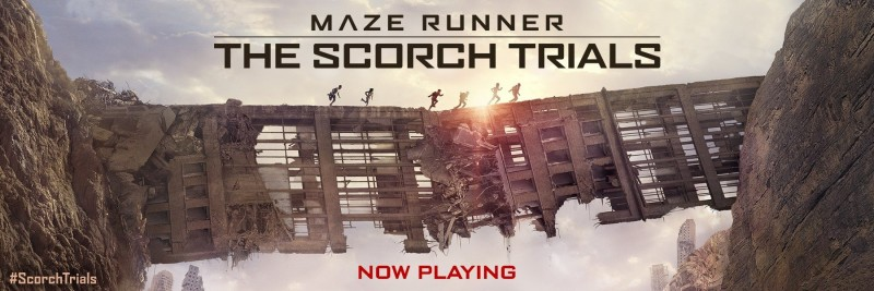 maze runner scorch trials