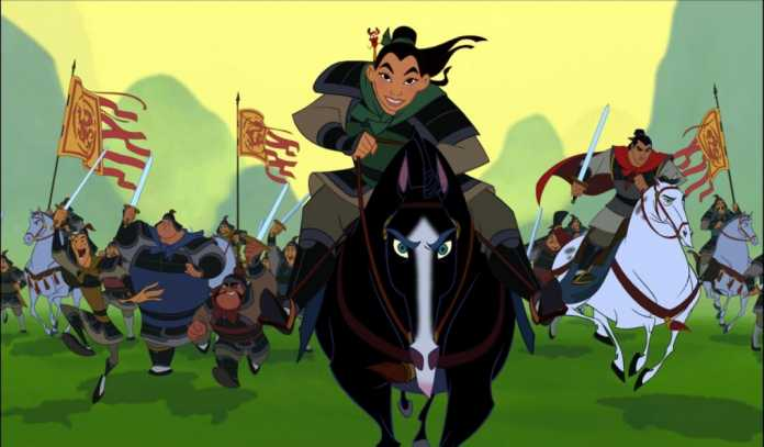 mulan disney live-action remake