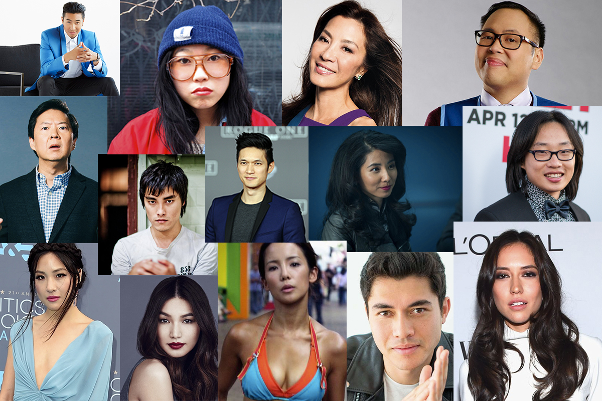 Meet The All Asian Cast For Upcoming Film Crazy Rich Asians