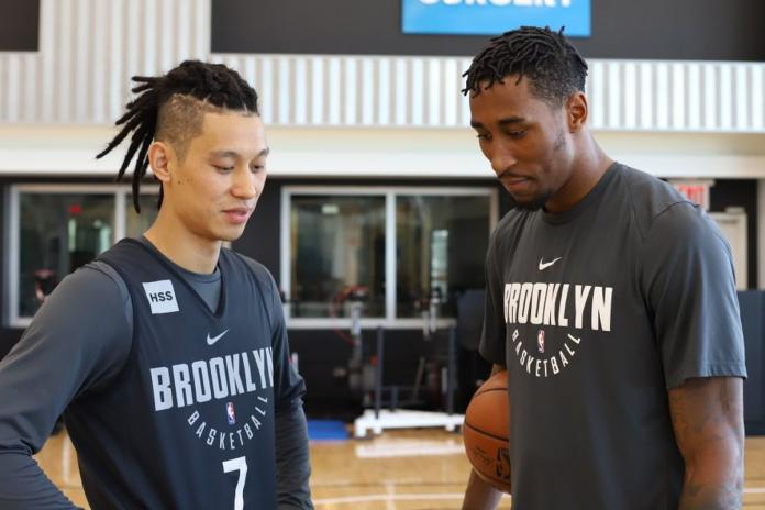 jeremy lin dreadlocks brooklyn nets nba
